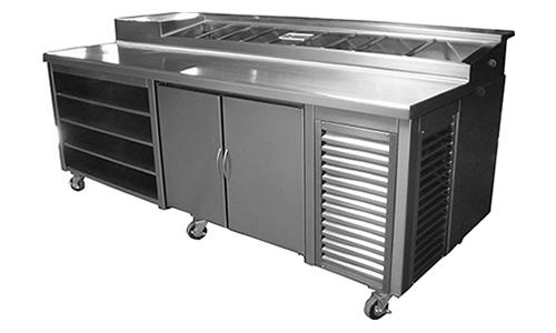 Base Refrigeradora Preparacion