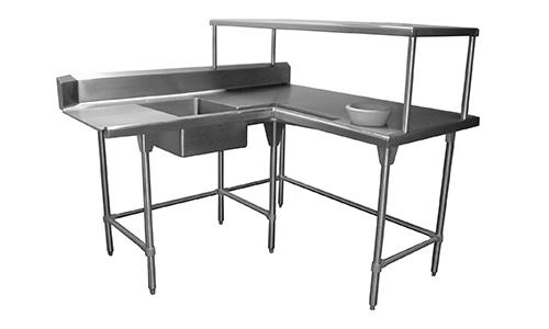 Mesa para Recibir Loza