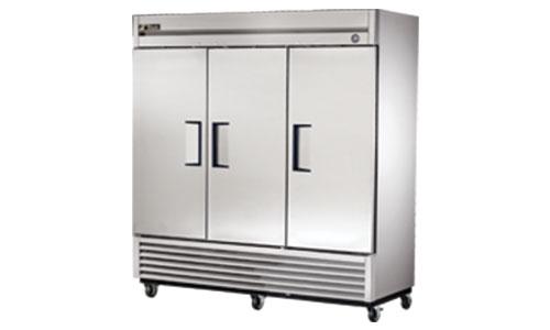 Refrigador Verticar Tradicional Triple Puerta