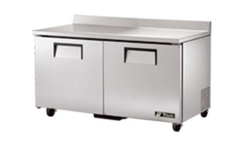 Refrigerador Mesa de Trabajo doble